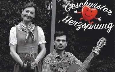 Konzert am 24.9.2020: Geschwister Herzsprung