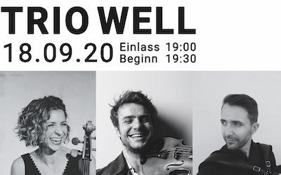 Live Musik in der Backstube – 18.9.2020 ab 19.00 Uhr